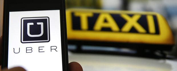 Aplicatiile de tip Uber, ilegale in Romania; dar exista niste portite