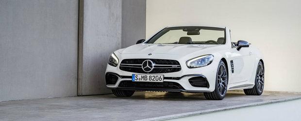 Aproape Oficial: ACESTA e noul Mercedes SL!