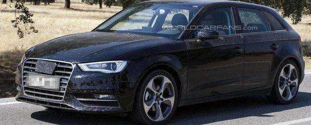 Aproape Oficial: Acesta este noul Audi A3 Sportback!