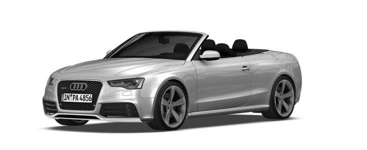 Aproape oficial: Acesta este noul Audi RS5 Cabrio
