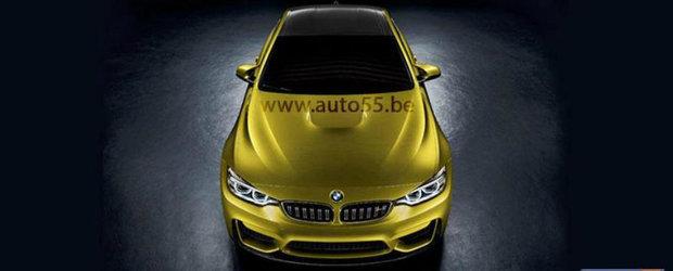 Aproape Oficial: Acesta este NOUL BMW M4 COUPE!