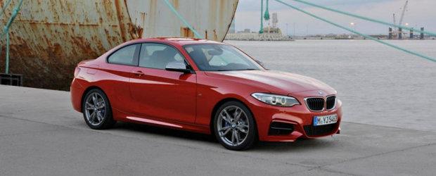 Aproape Oficial: Acesta este noul BMW Seria 2 Coupe!