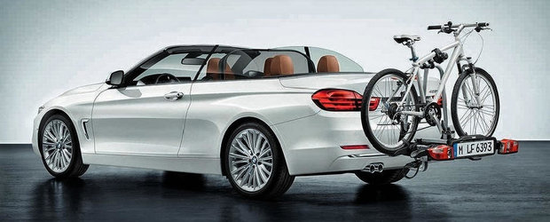 Aproape Oficial: Acesta este noul BMW Seria 4 Convertible!