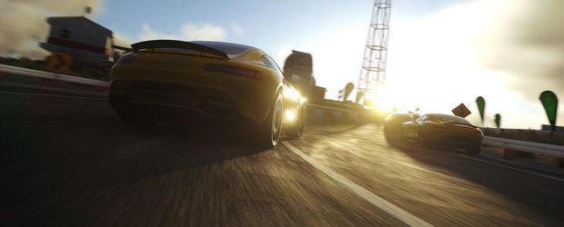 Aproape oficial: Acesta este noul Mercedes AMG GT!