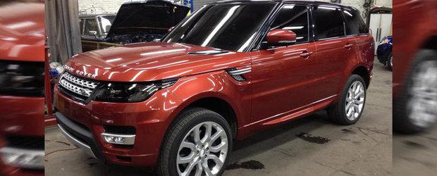 Aproape Oficial: Acesta este noul Range Rover Sport!