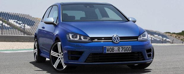 Aproape Oficial: Acesta este noul Volkswagen Golf R!