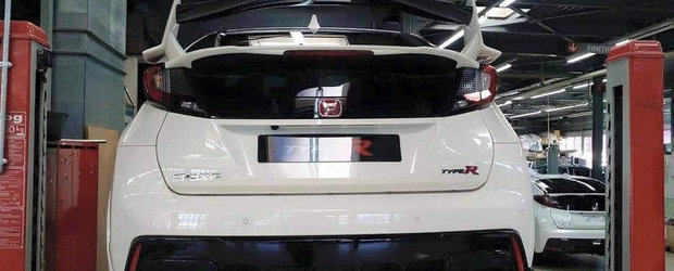 Aproape Oficial: ASA arata noua Honda Civic Type R!