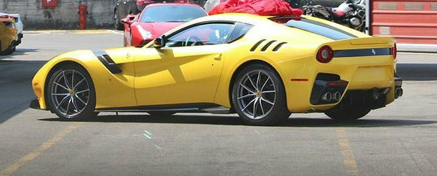 Aproape oficial: ASA arata noul Ferrari F12 Speciale!