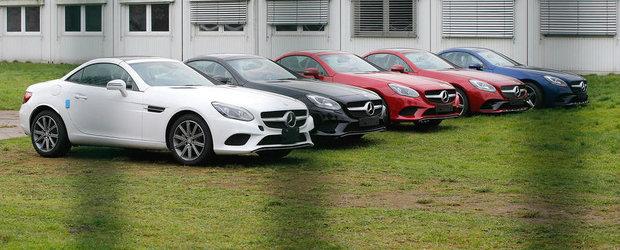 Aproape oficial: ASA arata noul Mercedes SLC!