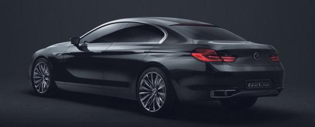 (Aproape) Oficial: BMW Concept Gran Coupe prinde viata!