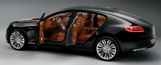 (Aproape) Oficial: Bugatti Galibier vine in 2013!