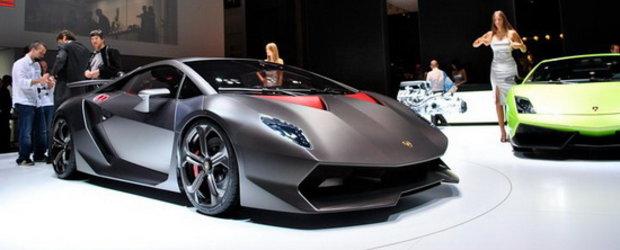 Aprobat: Lamborghini Sesto Elemento intra in productie!