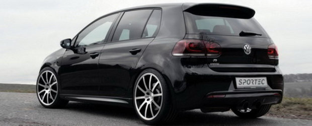 APS duce noul VW Golf R in 330 cai putere!
