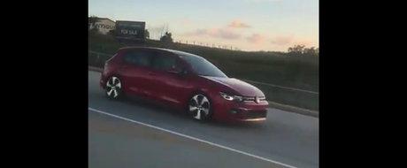 Ar putea fi acesta noul GOLF 8? Imaginile interesante surprinse pe un drum din Africa de Sud