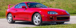 Ar putea fi cea mai scumpa Supra vanduta vreodata: Masina din 1995 s-a vandut cu peste 200.000 de dolari!
