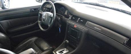Ar putea fi cel mai ieftin Audi RS6 scos la vanzare. Ti-ai risca banii cu el?