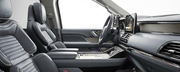Ar putea fi cel mai luxos SUV american de pana acum. Uite cum arata noul Lincoln Navigator