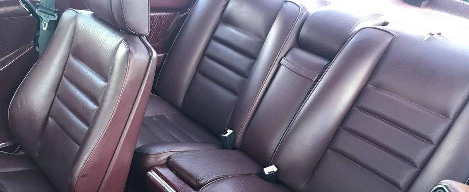 Ar putea fi chilipirul anului. Suma de nimic pe care se da acest Mercedes 560 SEC
