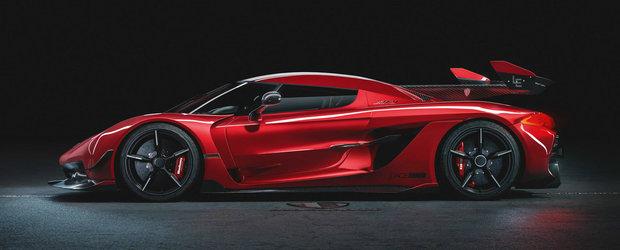 Ar putea fi primul Koenigsegg Jesko fabricat vreodata. Exemplarul unicat costa o mica avere