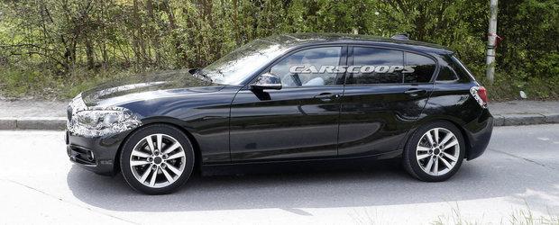 Ar putea fi ultima oara cand il cumperi cu tractiune spate. Actualul BMW Seria 1 se pregateste de un nou facelift