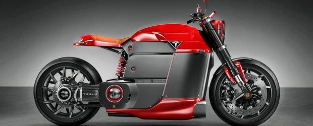 Ar putea intra Tesla si pe segmentul motocicletelor electrice?