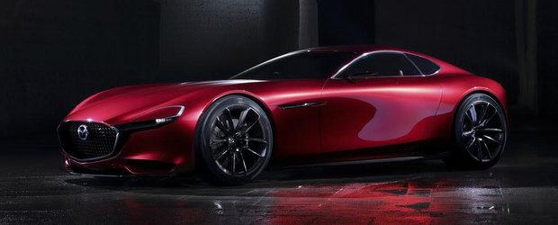 Ar putea prevesti conceptul Mazda RX-Vision revenirea motorului rotativ?