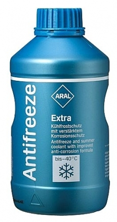 ARAL ANTIGEL (ANTIFREEZE EXTRA)