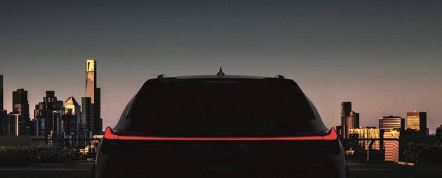 Arata ca un concept, dar va fi produs in serie. Noul model se bate cu Audi Q3, BMW X1 si Mercedes GLA
