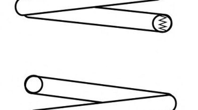 Arc spiral DACIA LOGAN (LS) (2004 - 2016) CS Germany 14.871.216 produs NOU