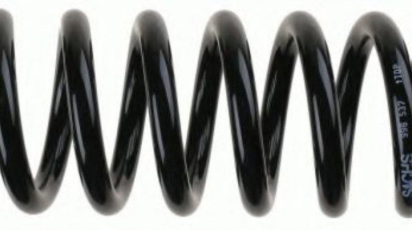 Arc spiral MERCEDES C-CLASS (W203) (2000 - 2007) SACHS 996 537 - produs NOU