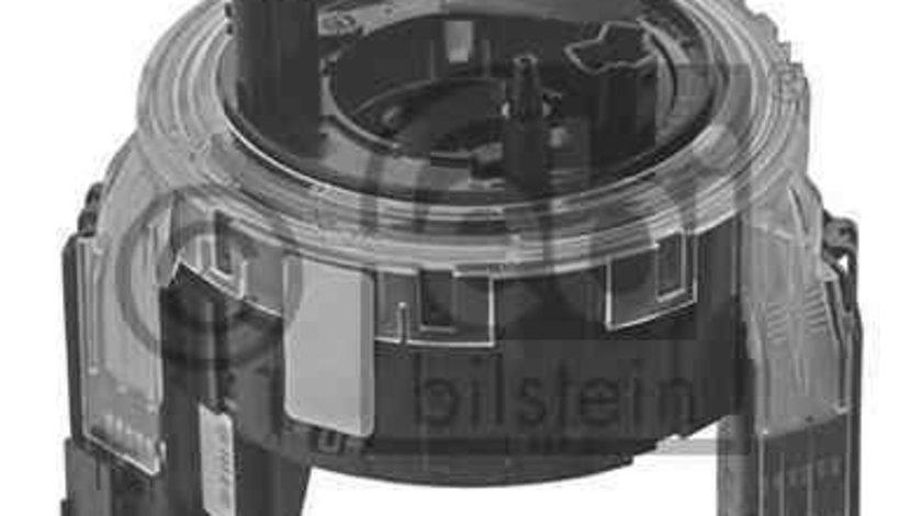 Arc spirala, Airbag AUDI A4 Cabriolet (8H7, B6, 8HE, B7) FEBI BILSTEIN 45437