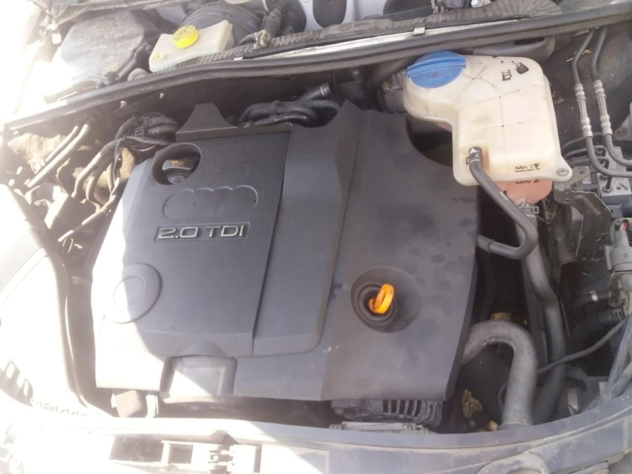 Arc stanga spate, Audi A4 B7 2.0 tdi 2005