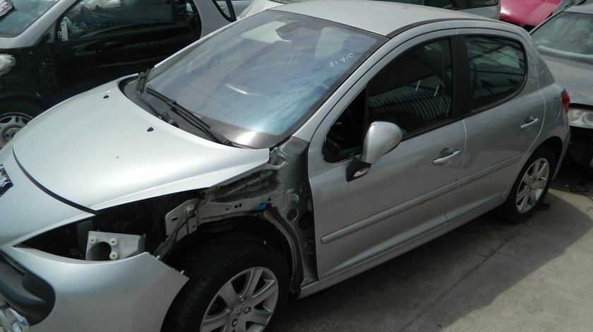 Arc stanga spate Peugeot 207 1.4 benzina model 2007 hatchback