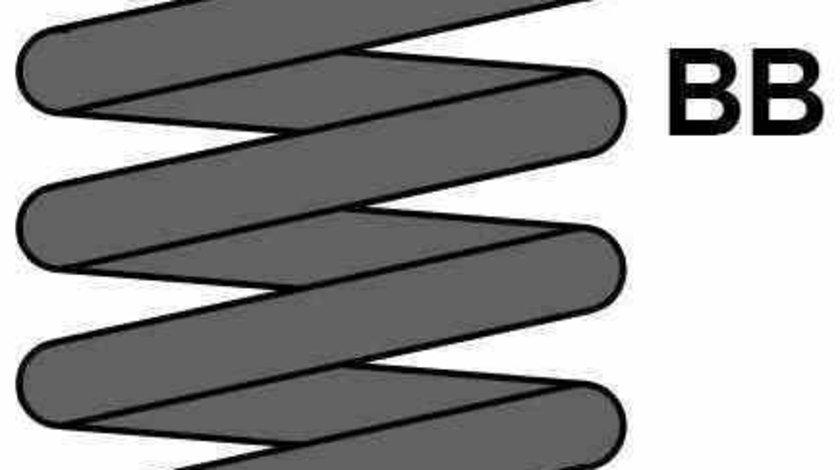 Arc suspensie spiral LAND ROVER DISCOVERY II LJ LT DIEDERICHS 9983636