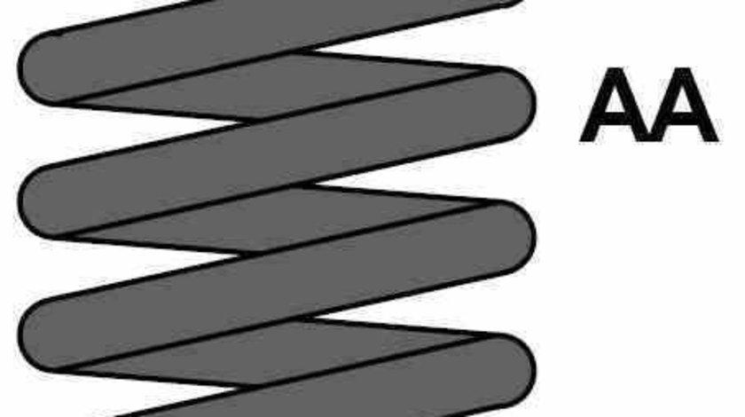 Arc suspensie spiral MERCEDES-BENZ C-CLASS W203 DIEDERICHS 9980645