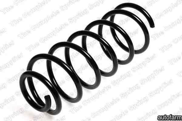 Arc suspensie spiral VW BORA 1J2 LESJÖFORS 4095038