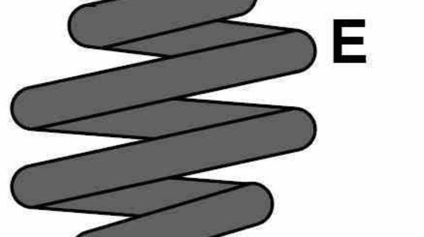 Arc suspensie spiral VW GOLF IV 1J1 DIEDERICHS 9980534