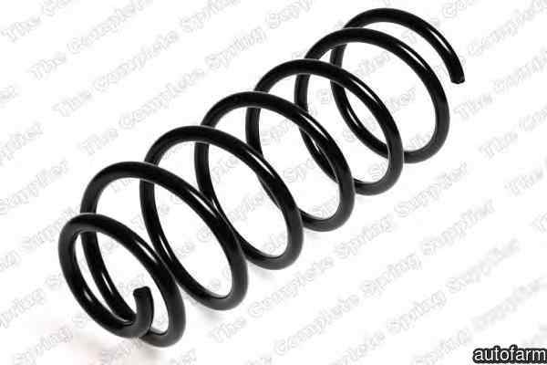 Arc suspensie spiral VW GOLF IV Variant 1J5 LESJÖFORS 4095038