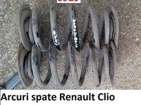 Arcuri spate Renault Clio Symbol
