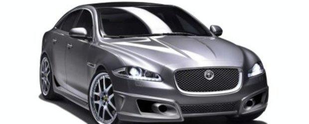 Arden se pregateste de noul Jaguar XJ