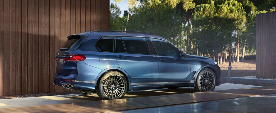 Are 6 locuri, 621 CP si 290 km/h viteza de top. VIDEO in detaliu cu cel mai nou SUV de la Alpina