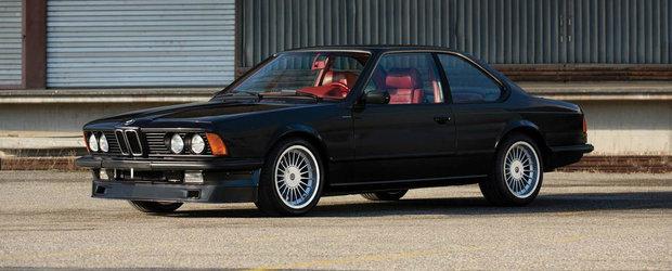 Are aproape 30 de ani si nici 40.000 de km in bord. Cu cat se vinde acum acest Alpina B7 Turbo Coupe