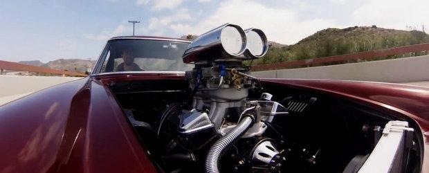 Are caroseria unui 250 GTE si motorul de Corvette. Fa cunostinta cu... JOERRARI!