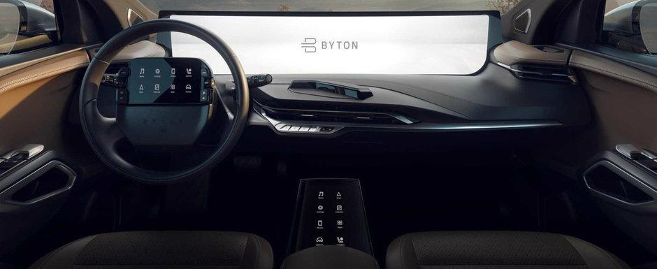 Are cel mai mare DISPLAY din industria auto. SUV-ul electric va fi lansat pe piata anul viitor