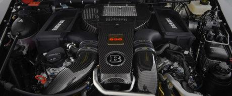 Are cel mai puternic V8 tunat de BRABUS sub capota si garda la sol de 0.6 metri. Cum arata noua creatie a nemtilor
