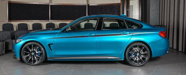 Are tot ce ti-ai putea dori de la un BMW Seria 4, inclusiv un bodykit M Performance si 320 de cai sub capota