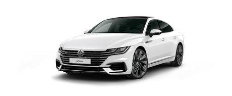 Are tot ce vrei si ce nu vrei pe el. Cum arata, dar si cat costa cel mai scump Volkswagen Arteon din Romania