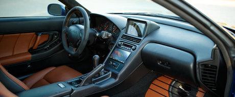 Are un subwoofer in podea si 400+ CP pe puntea spate. ASTAZI se vinde cea mai faimoasa Acura NSX de pe internet