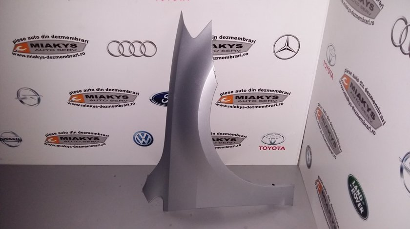 Aripa dr.fata VW Golf 7 hatchback