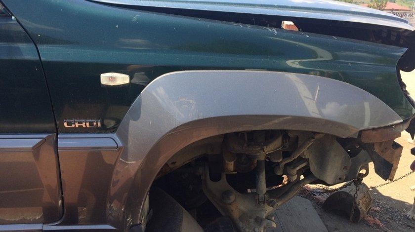 Aripa Dreapta Fata Hyundai Terracan